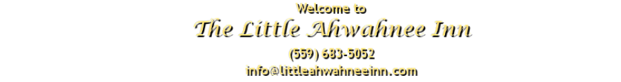 Little Ahwahnee Inn